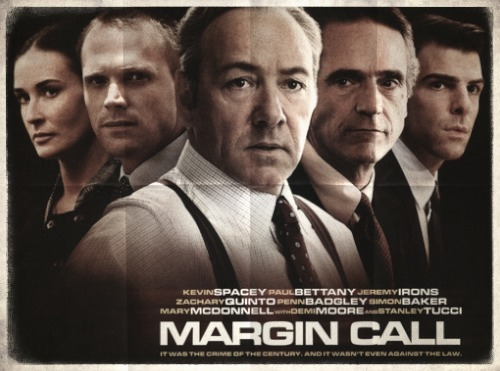Poster of the movie «Margin Call»
