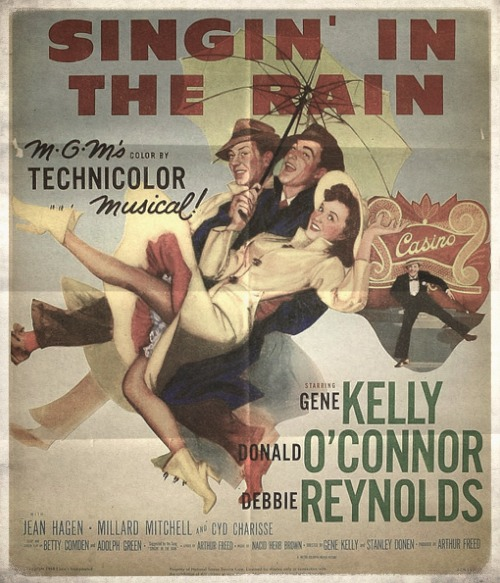 Poster of the Movie «Singin' in the Rain»