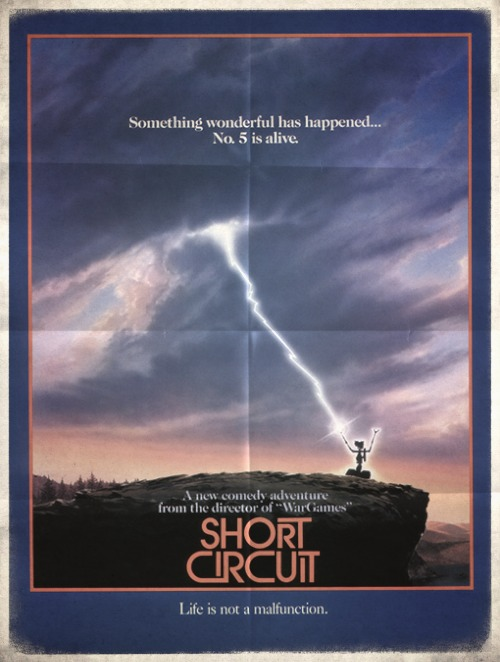 Poster of the movie «Short Circuit»